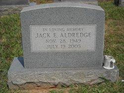 Jack Edwin Aldredge