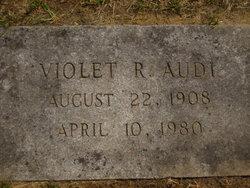 Violet R. Audi