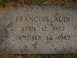 Francois Audi