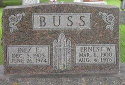 Ernest William Carl Buss