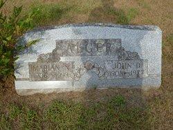 John D Alger