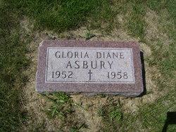 Gloria Diane Asbury