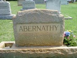 Infant Son Abernathy
