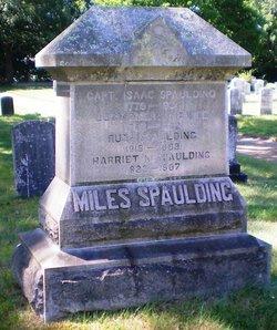 Dr Miles Spaulding