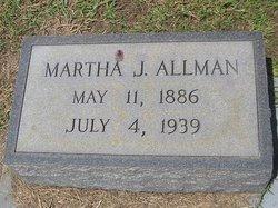Martha J Allman