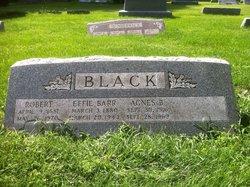 Agnes B Black