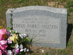 Edith <i>Parks</i> Nelson