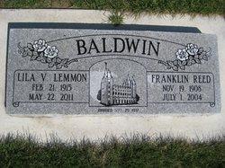 Lila V <i>Lemmon</i> Baldwin