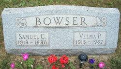 Velma Pearl <i>Villers</i> Bowser