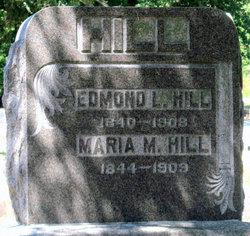 Maria Mattir <i>Dorsey</i> Hill