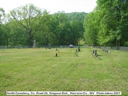 Smith Cemetery - Simpson Creek