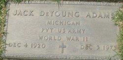 Jack Deyoung Adams