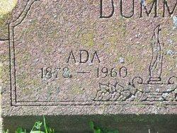 Ada B <i>Wilson</i> Dummer