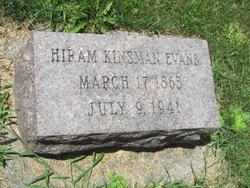 Hiram Kinsman Evans