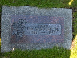 Ida Randina <i>Holm</i> Vanderpool