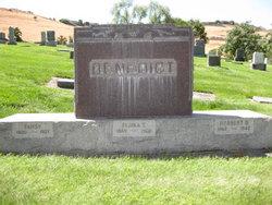 Herbert D Benedict
