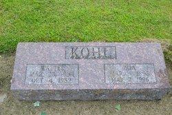 Walter Kohl, Sr
