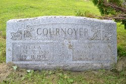 Mary A <i>Staeck</i> Cournoyer
