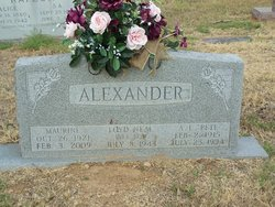 Luella Maurine <i>McMillin</i> Alexander
