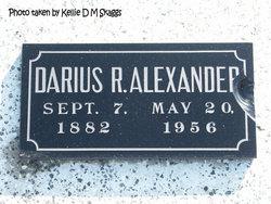 Darius Raymond Alexander