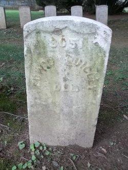 Pvt Edward Quigley