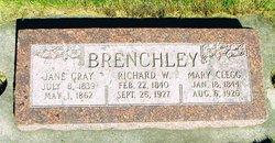 Richard Weller Brenchley