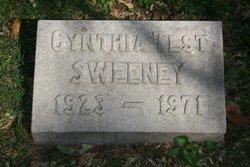Cynthia <i>Test</i> Sweeney
