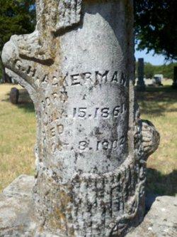 George Henry Ackerman