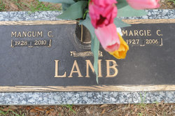 Mangum Cleveland Red Lamb