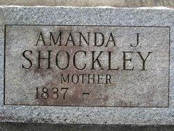 Amanda J Shockley
