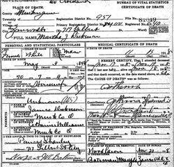Martha J. <i>Dickerson</i> Dickerson