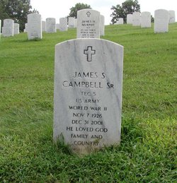 James Spencer Campbell, Sr
