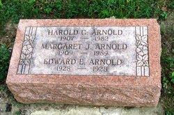 Margaret Josephine <i>Freeman</i> Arnold