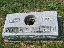 Rolla Seward Allred
