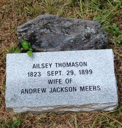 Ailsey <i>Thomason</i> Meers