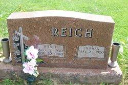 Rita F. <i>Rippel</i> Reich