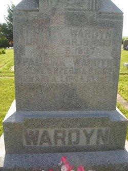 Paulina Polly <i>Mylock</i> Wardyn