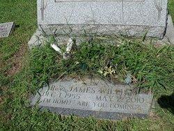 Rev James William J.W. Hormell