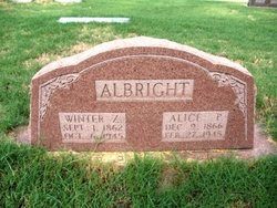 Winter Z. Albright