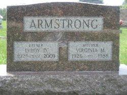 LeRoy Duane Sam Armstrong