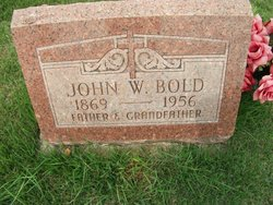 John William Bold