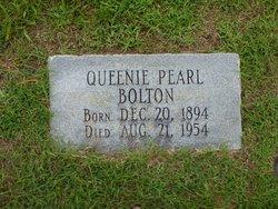 Queenie Pearl <i>Porter</i> Bolton