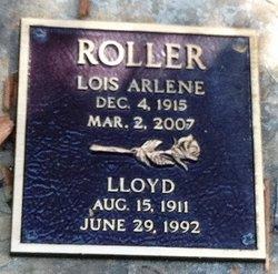 Lois Arlene Roller