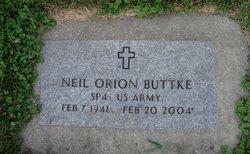 Neil Orion Buttke