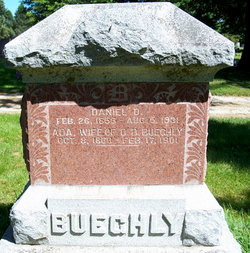 Ada Belle <i>Weatherly</i> Bueghly