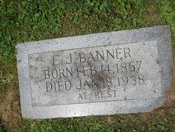 Edwin Joseph Banner
