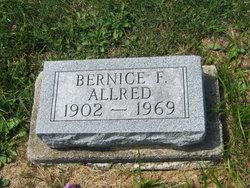 Bernice <i>Fink</i> Allred