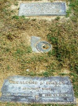 Geraldine Lucille Jeri <i>Hall</i> Bagley