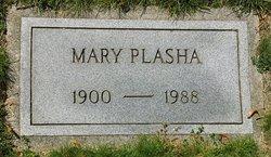 Mary Agnes <i>Kasun</i> Plasha