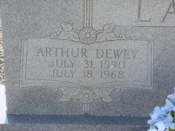 Arthur Dewey Lane